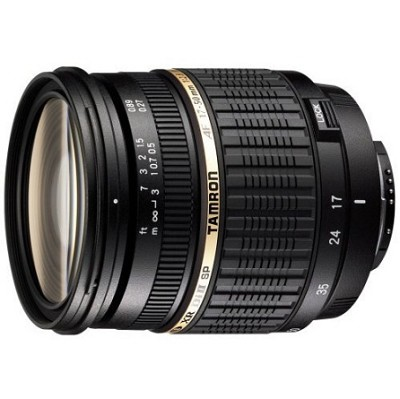 17-50mm f/2.8 XR Di-II LD [IF] SP AF Zoom Lens for Nikon D40 - OPEN BOX