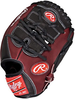 Gold Glove Legend 11.5 inch Baseball Glove -Right Handed Throw