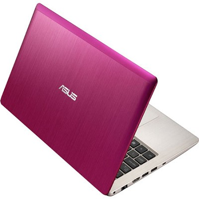 11.6` X202E-DH31T-PK Touch Pink Notebook PC - Intel Core i3-3217U Processor