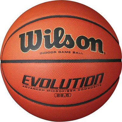 Evolution High School Game Ball 28.5` Basketball