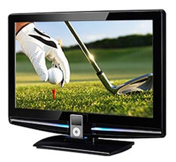 LT32P300 - 32` High-Definition Flat Panel LCD TV  w/ iPod dock