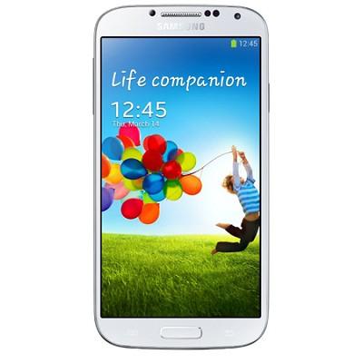 Galaxy S IV/S4 GT-I9505 Unlocked Phone - International GSM (White) No Warranty
