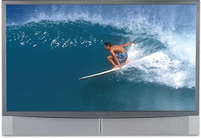62HM195 - 62` 1080p HD DLP Rear Projection TV w/ Integrated HD Tuner/CableCard
