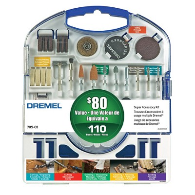 709-01 110 piece Super Accessory Kit