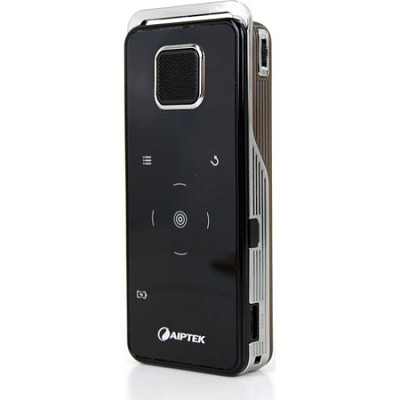 PocketCinema V20 Portable Pico Projector with SD Slot and Built-In Media Player