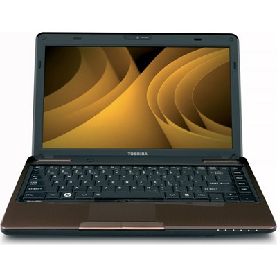 Satellite 13.3` L635-S3104BN Notebook PC - Brown Intel Core i5-480M Processor