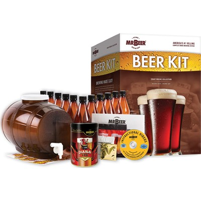 Craft Brews Collection Home Brew Beer Kit