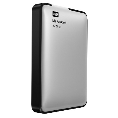 My Passport for Mac  500 GB External Hard Drive WDBGCH5000ASL