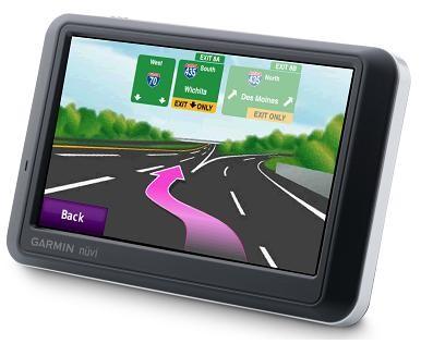 nuvi 755T North America City Navigator GPS