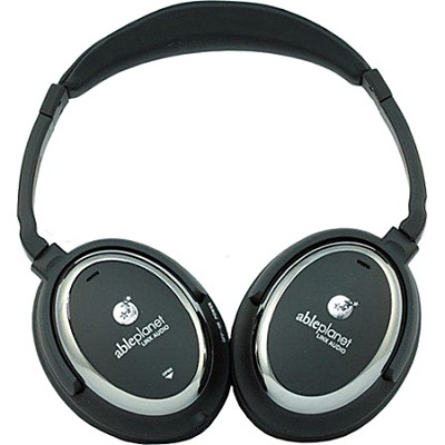 NC510B Sound Clarity Around-the-Ear Active Noise Canceling Headphones