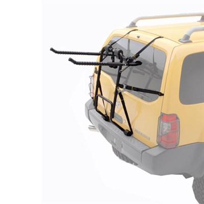 Heavy Duty 4 Bike Trunk Mounted Rack - F4