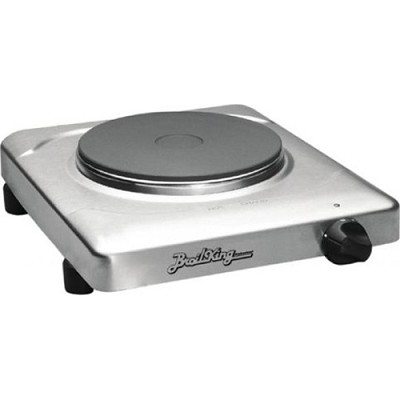 PCR-1S Professional Cast Iron Range, Stainless