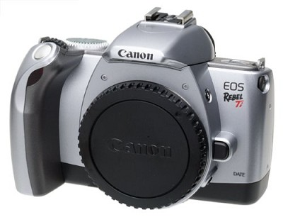 EOS Rebel Ti SLR Camera Body (1-Year USA Warranty)