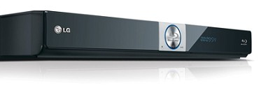 BD370 - High-definition 1080p Blu-ray Disc Player - OPEN BOX