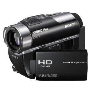 Handycam HDR-UX20 DVD High Definition Digital Camcorder w/ 8GB Internal Memory