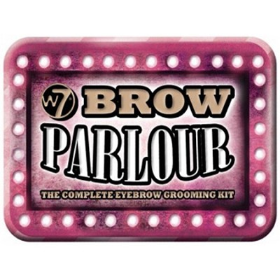 Brow Parlour The Complete Eyebrow Grooming Kit with free brush and tweezer