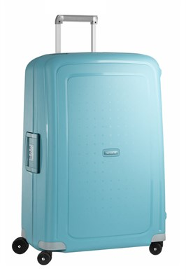 S'Cure 30` Zipperless Spinner Luggage - Turquoise - (64512-1012)