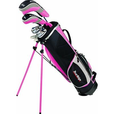 Golf JLSRGJ41912 Geomax Jr Girls 4x1 Set