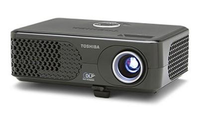 TDP-XP1U Mobile Projector - 2200 ANSI lumens Brightness