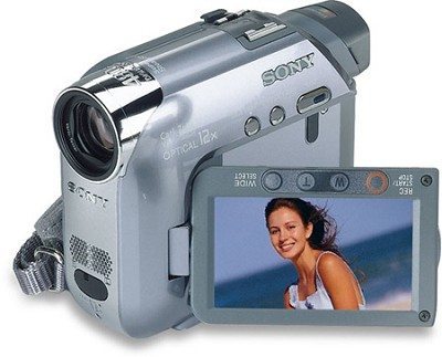 Handycam DCR-HC42 Mini DV Digital Camcorder