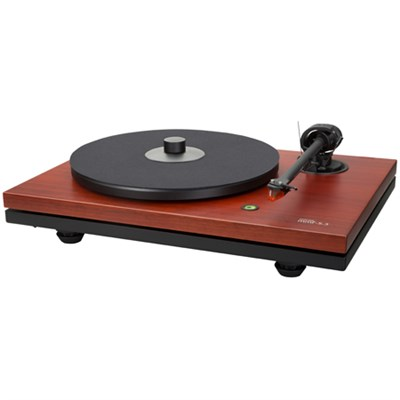 MMF-5.3SE 2-Speed Audiophile Turntable w/ Ortofon 2M Bronze Cartridge - Rosenut