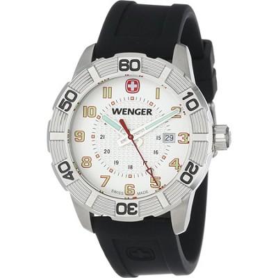 Men's Roadster Sport Watch - Black/White