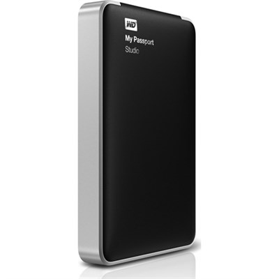 My Passport Studio 1 TB FireWire 800 high capacity portable hd - OPEN BOX