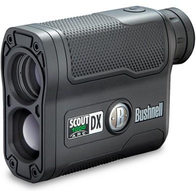 Scout DX 1000 ARC 6 x 21mm Laser Rangefinder, Black
