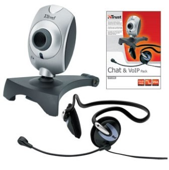 CP-2100 Chat & VoIP Pack - USB