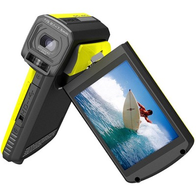 WV10HD HD 10MP 2.7 inch LCD Waterproof Camcorder - OPEN BOX