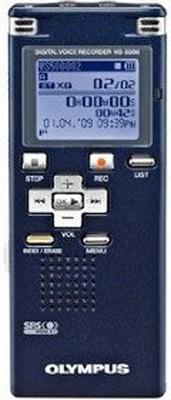 WS-500 Digital Voice Recorder (Blue) - OPEN BOX