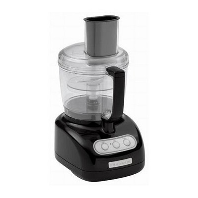 KFP720OB Work Bowl Food Processor (black)
