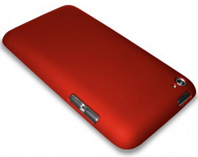 Snap Slim Case for iPod touch 4G (Red)