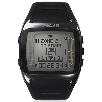 FT60 Heart Rate Monitor - Black (90033469)