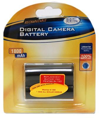 BPL150 - 1800mah  Lithium Battery for Pentax K10D (DL-150)