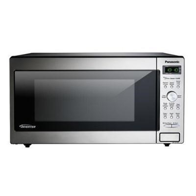 Compact Microwave Oven Built In / Countertop with Inverter Technology
