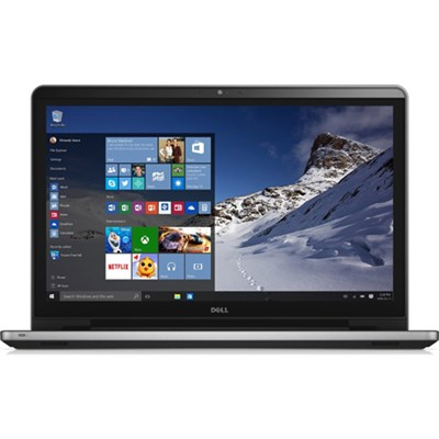 i5759-8835SLV Inspiron 17-5759 17.3` Touchscreen Notebook Intel i7-6500U 2.50GHz