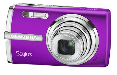 Stylus 1010 10.1MP 7x Zoom Digital Camera (Purple)