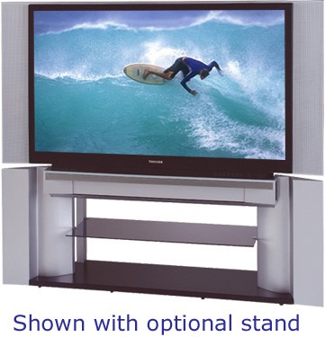 46HM95 - 46` DLP Rear Projection Television + Free Toshiba TV stand