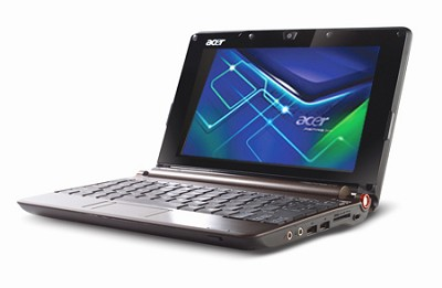 Aspire one  8.9-inch Netbook PC - Copper (AOA150-1359)
