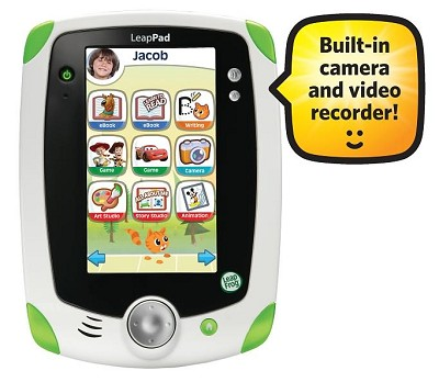 LeapPad Explorer Learning Tablet (Green)