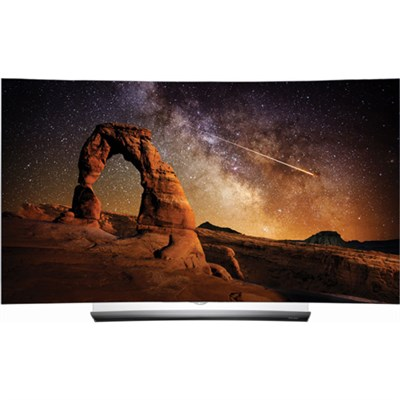 OLED55C6P 55-Inch C6 Curved OLED HDR 4K Smart TV w/ webOS 3.0