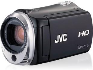 GZ-HM340BUS HD Flash Memory Camcorder