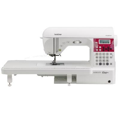 Laura Ashley Computerized Sewing and Quilting Machine - PC660LA
