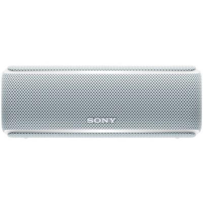 Portable Wireless Bluetooth Speaker - White- SRSXB21/W