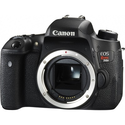 EOS Rebel T6s Digital SLR Camera Body