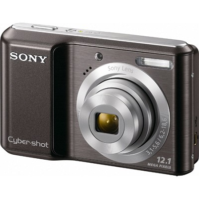 Cyber-shot DSC-S2100 12MP Black Digital Camera