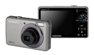 SL202 10MP/ 3X OPT/ 2.7` LCD Digital Camera (Silver)