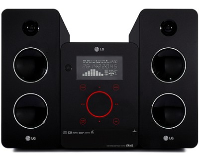 LFD750 - Micro Home Theater System w/ iPod Controls