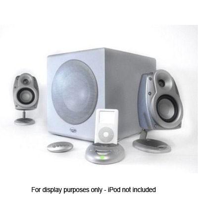 iFi Speaker System for iPod -Factory Refurb Klipsch Warranty